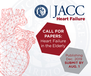 Call for Papers Heart Failure in the Elderly